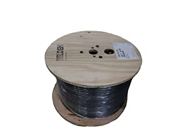 Belden RG-11 Flooded Direct Burial Coaxial Cable 1,000 Spool