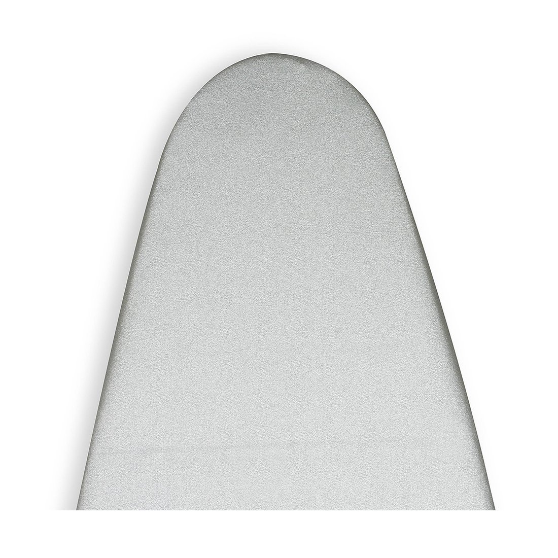 Encasa Homes Ironing Board Cover 'Silver Super Luxury' with Foam & Felt PAD (Fits Board 15''x54'')