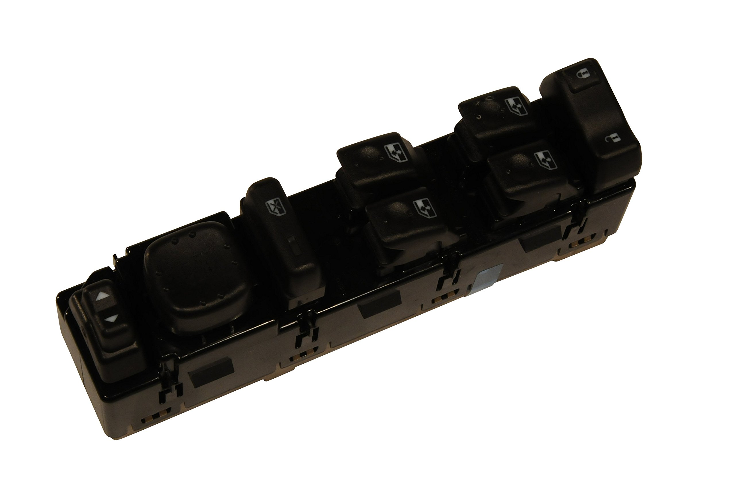 ACDelco 15883319 GM Original Equipment Front Door Lock and Side Window Switch with Mirror Switch and Module by ACDelco