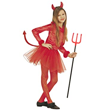 Disfraz Carnaval niño disfraz Halloween diavoletta * 21819 ...
