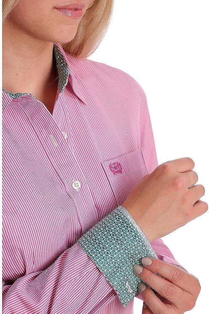 Cinch Womens Printed Long SleeveShirt