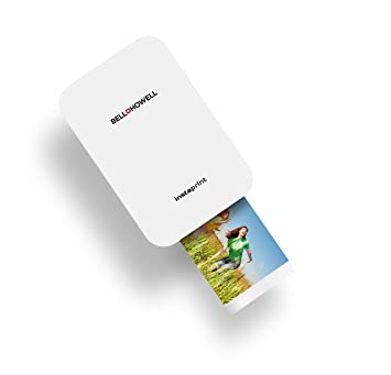 Amazon.com: Bell+Howell BHIP10W Instaprint - Impresora móvil ...