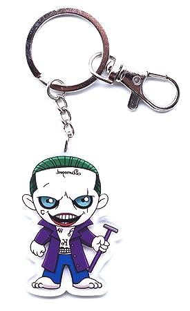 Anime Domain Llavero de Joker: Amazon.es: Juguetes y juegos