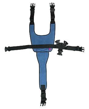 ubio chaleco périnéal acolchada para silla de ruedas, talla M: Amazon.es: Salud y cuidado personal