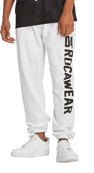 Rocawear Pantalones De Deporte Para Hombre Forro Polar Color Blanco Blanco Xl Amazon Es Ropa Y Accesorios