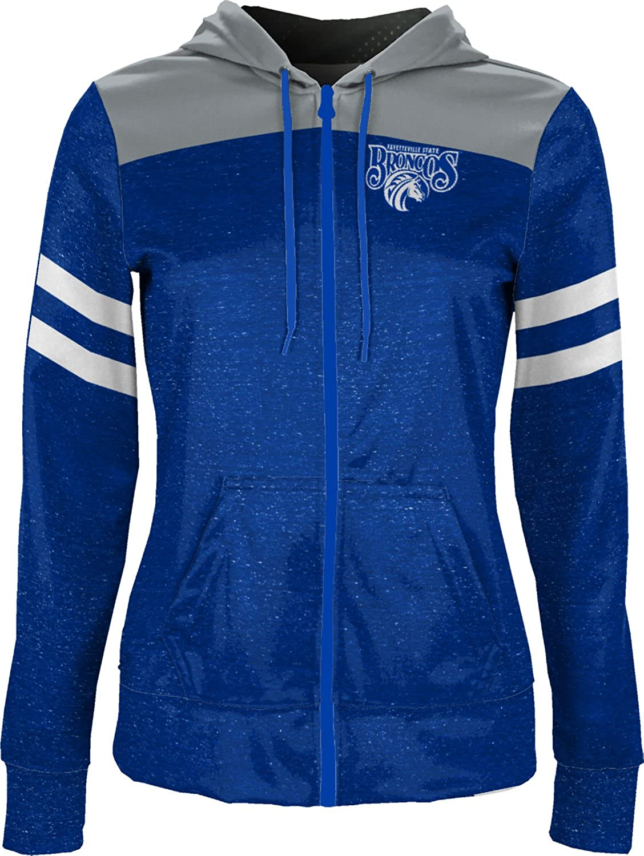 School Spirit Sweatshirt ProSphere Fayetteville State University Girls Zipper Hoodie Gameday
