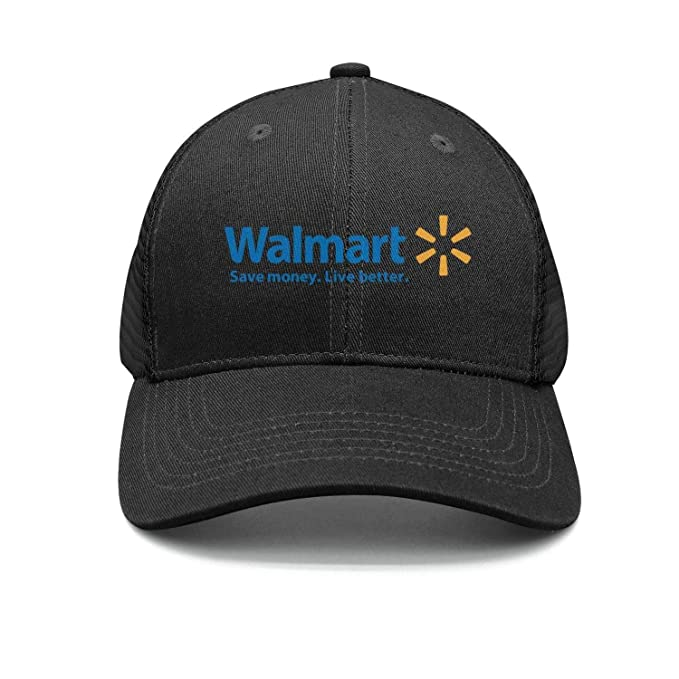 1cbcba0bf8370 UONDLWHER Adjustable Unisex Walmart-Supermarket-Logo- Cap Athletic Sun Hats