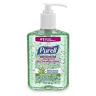 Purell Adv Aloe 8oz Pump (2 Pack)
