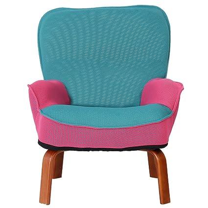 Amazon.com: DULPLAY Wooden Kids Armchair, Childrens Sofa ...