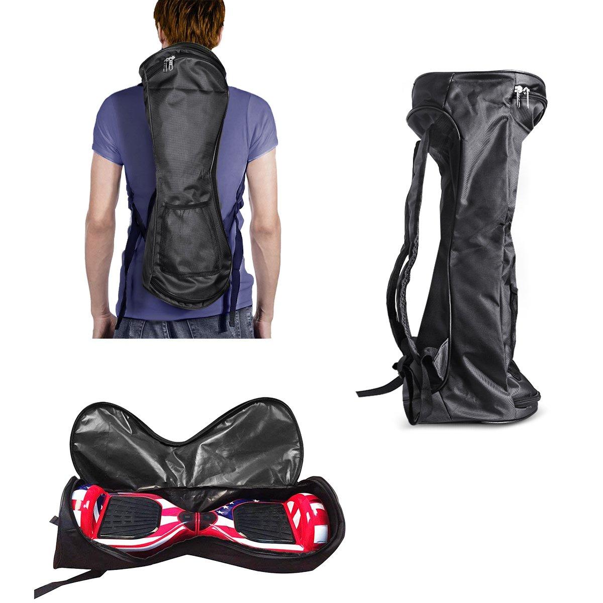 GameXcel Self-Balancing Scooter Carrying Handbag Backpack Bag for 6.5