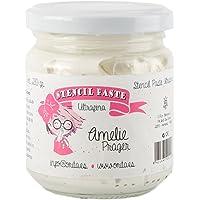 Amelie Prager 292209 Bote de Pasta, Blanco
