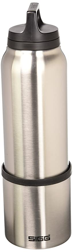 Sigg Thermosflasche Sigg Hotcold Brushed Alu One Size 85161