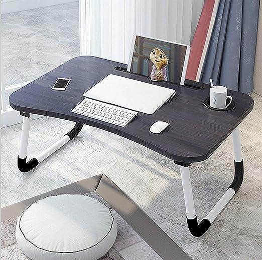LuuBoes - Mesa Plegable para Ordenador portátil, Escritorio de ...
