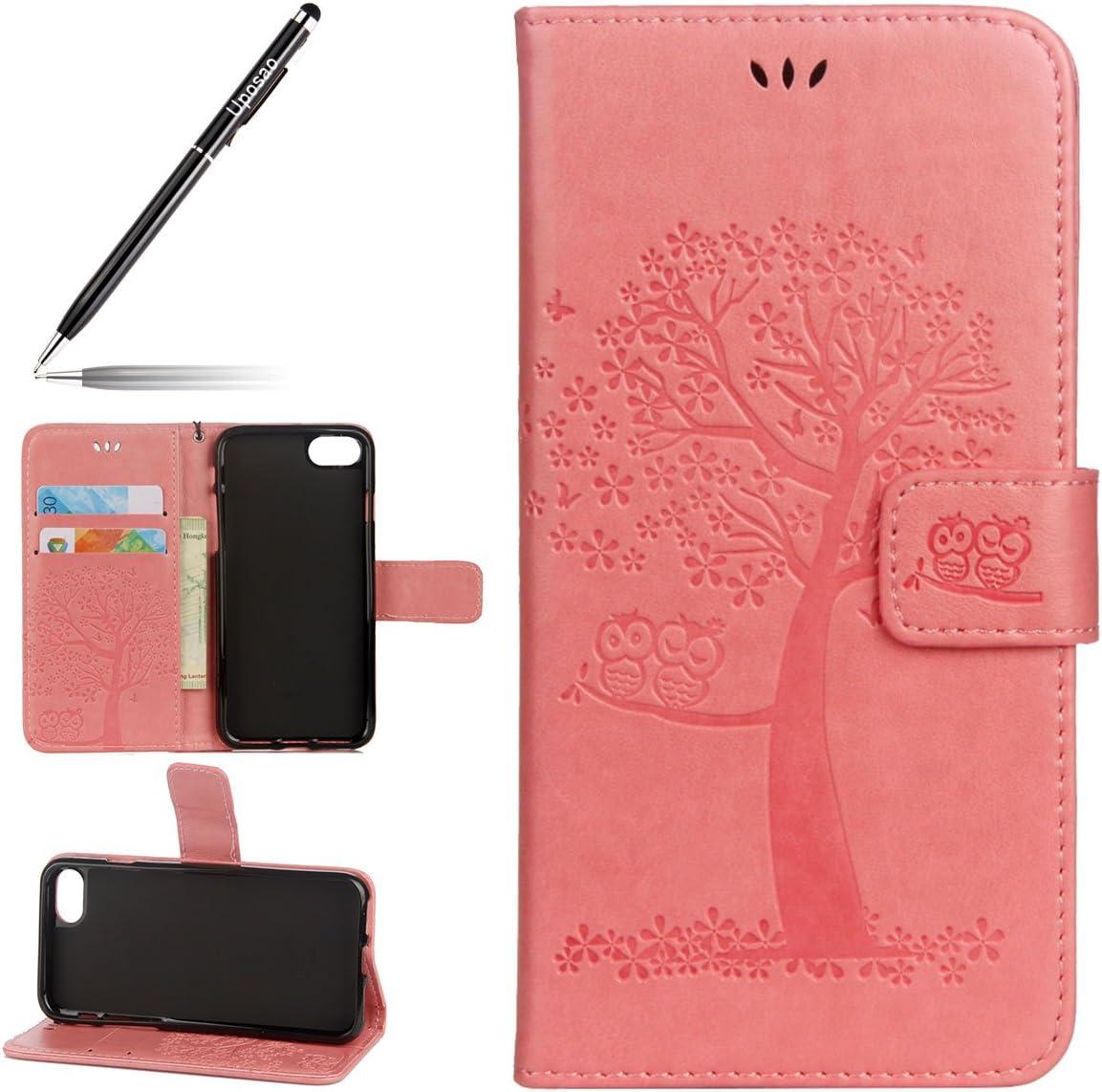 iPhone 8 4.7 Handyh/ülle Gl/änzend Glitzer Kristall Strass Diamant Handytasche /Überzug Silikon Schutzh/ülle Tasche Durchsichtige H/ülle Backcover Case,Gold Uposao Kompatibel mit iPhone 7