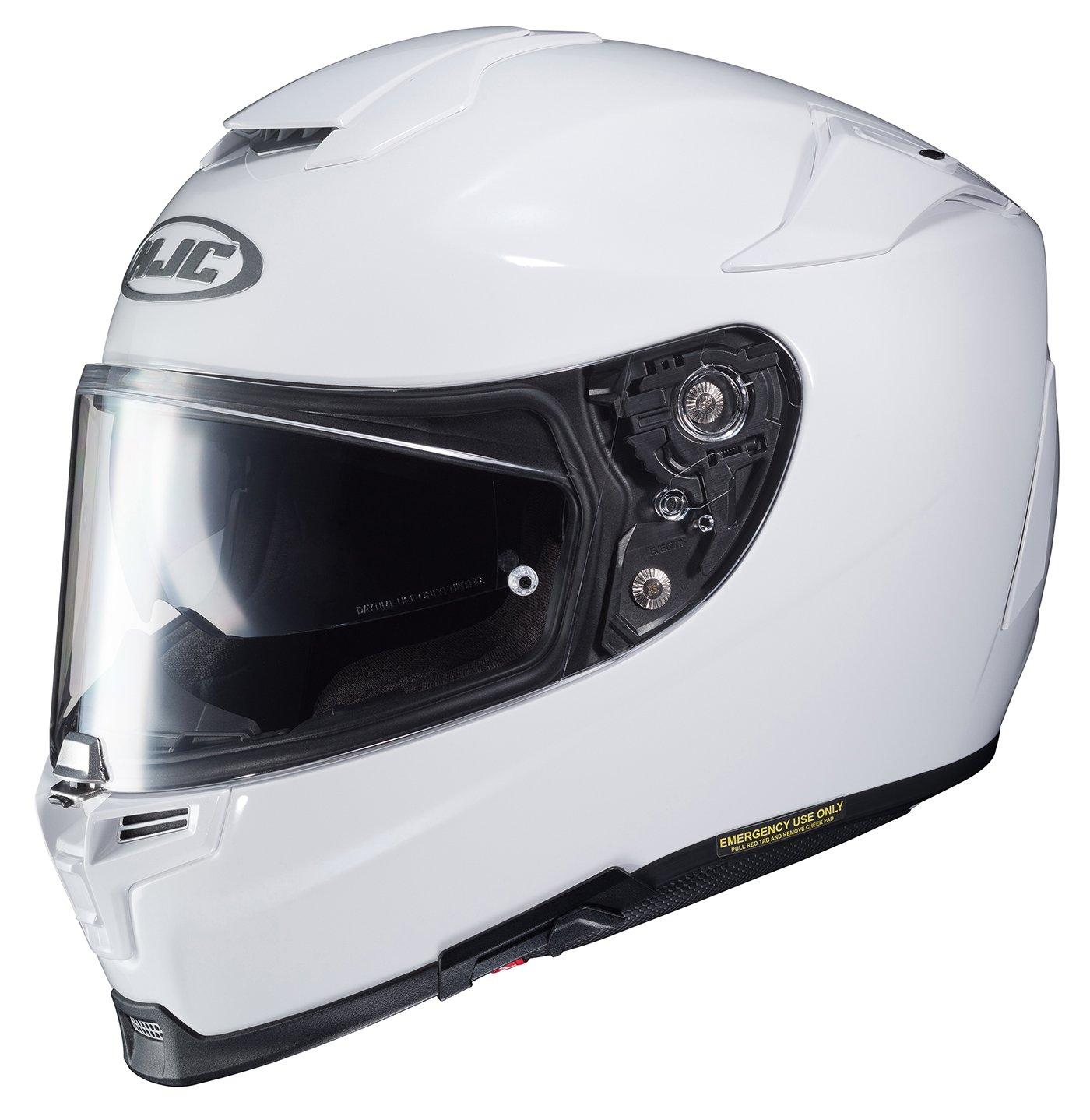 HJC Helmets 1690-145 White X-Large Rpha-70 ST Helmet