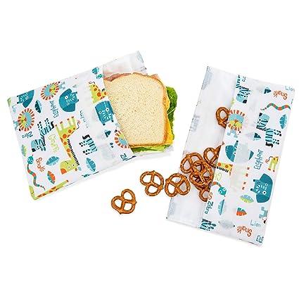 Amazon.com: Blue Ele BE06 - Bolsas de sándwich y aperitivos ...