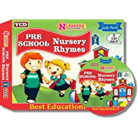 Nakoda Educatinal DVD for Kinda Graden Nursery Rhymes Part -1