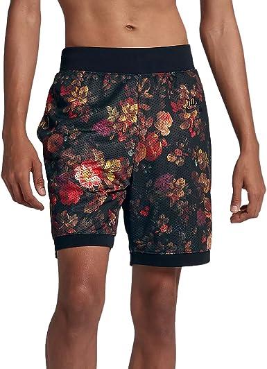 nike shorts floral