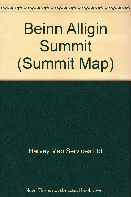 Read Online Beinn Alligin Summit (Summit Map) ebook