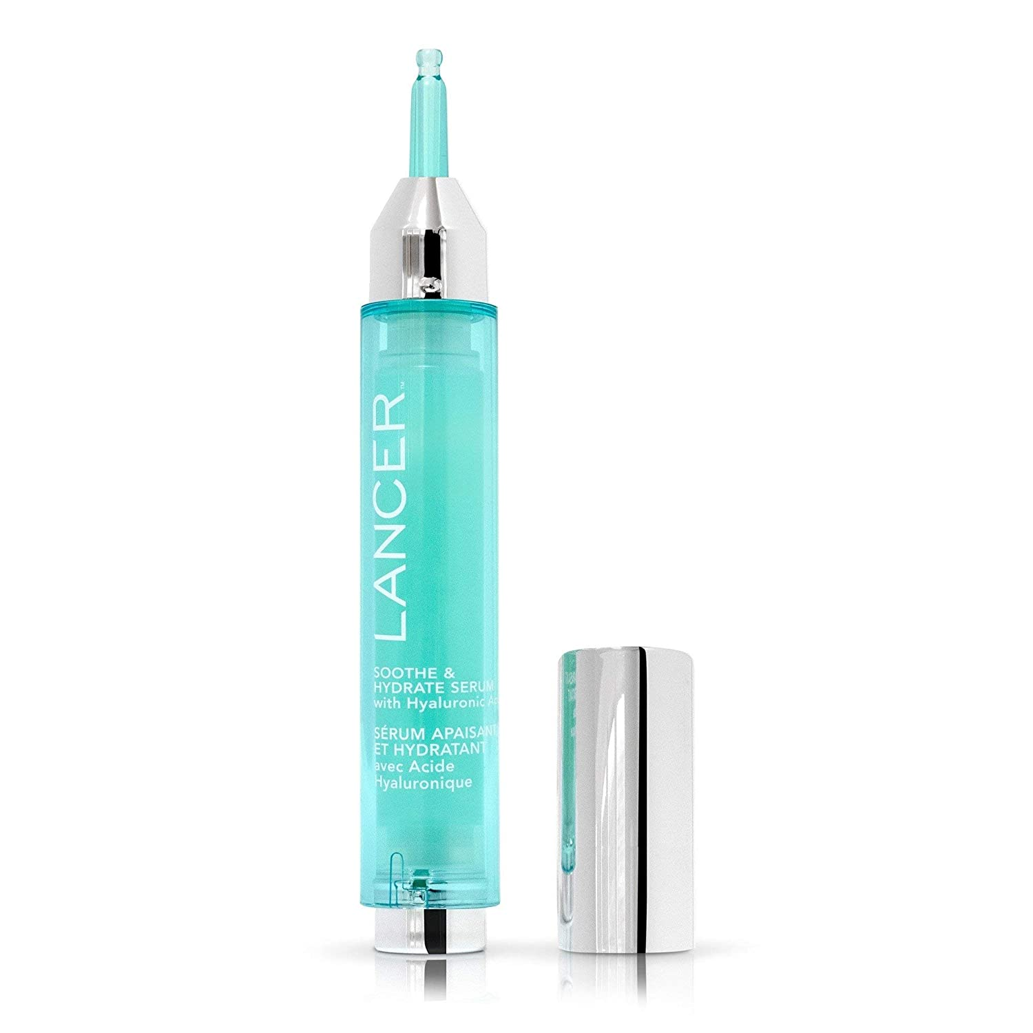 Soothe and Hydrate Serum with Hyaluronic Acid, Dr. Lancer Dermatology Skincare, Gentle Soothing Serum, Paraben, Sulfate, Phthalate, and Synthetic Fragrance Free, For Daily Use