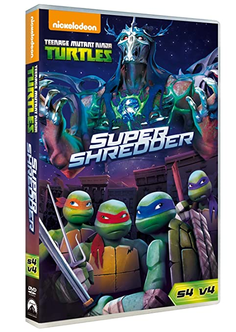Teenage Mutant Ninja Turtles: - Il Super Shredder, Stagione ...