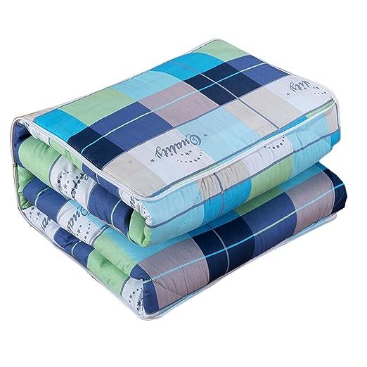 Univegrow 2 in1 Quilt-Pillow Manta Almohada Manta de Viaje ...