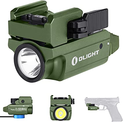 Olight pl-mini 2 Valkyrie 600 lumen OD Green