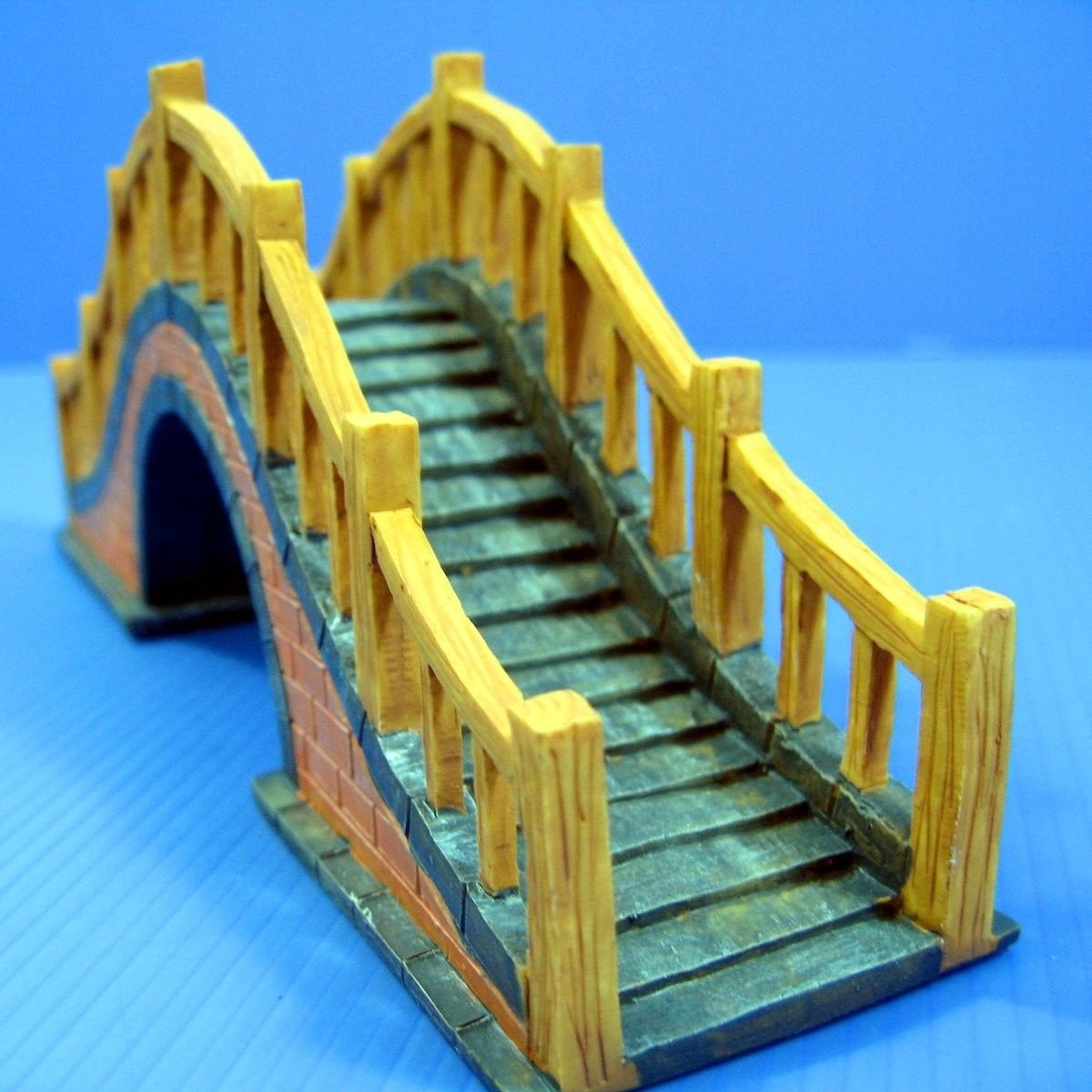 Aquarium Ornament ASIAN Bridge 10.3  DECORATION 26cm