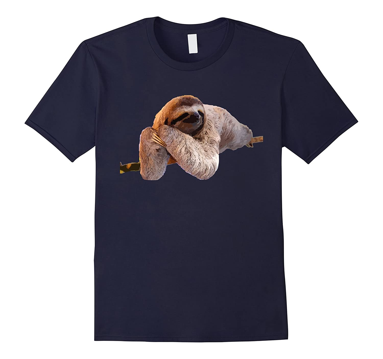 Cute Sloth T shirt For Men, Women-CL