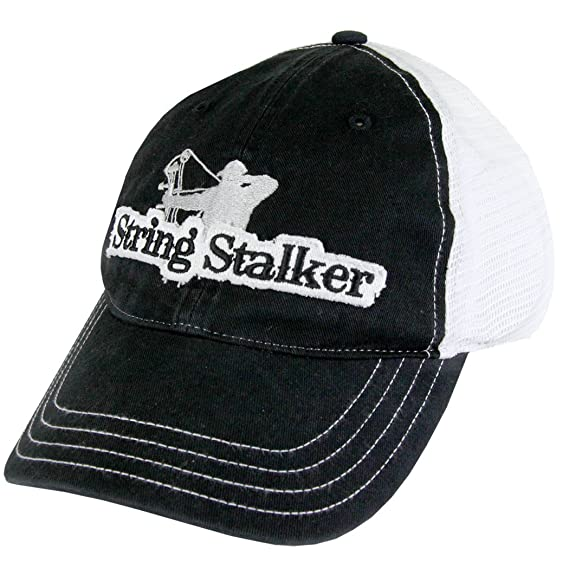 f796f30d6 Amazon.com : String Stalker Hometown Mesh Back Bow Hunting Hat : Sports &  Outdoors