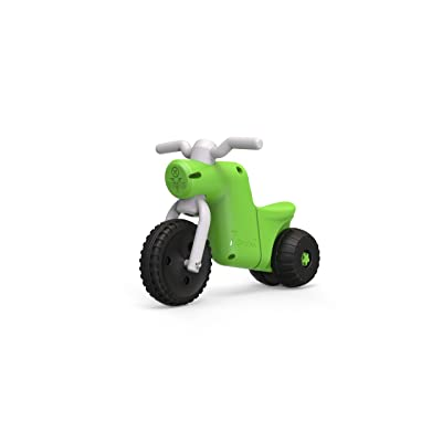YBIKE Toyni Tricycle Balance Bike, Green: Kitchen & Dining