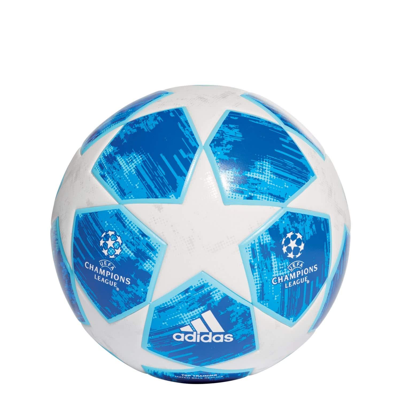 adidas Finale 18 Top Training Interior y Exterior - Pelotas de fútbol  (Azul 6b6f88583ade3