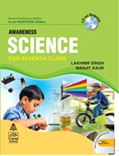 Buy Awareness Science For Class 7 Old Edition Book Online At Low