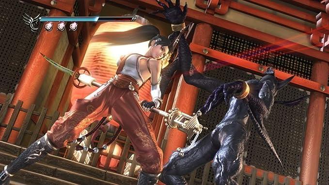 Ninja Gaiden Sigma 2 (PS3) [Importación inglesa]: Amazon.es ...