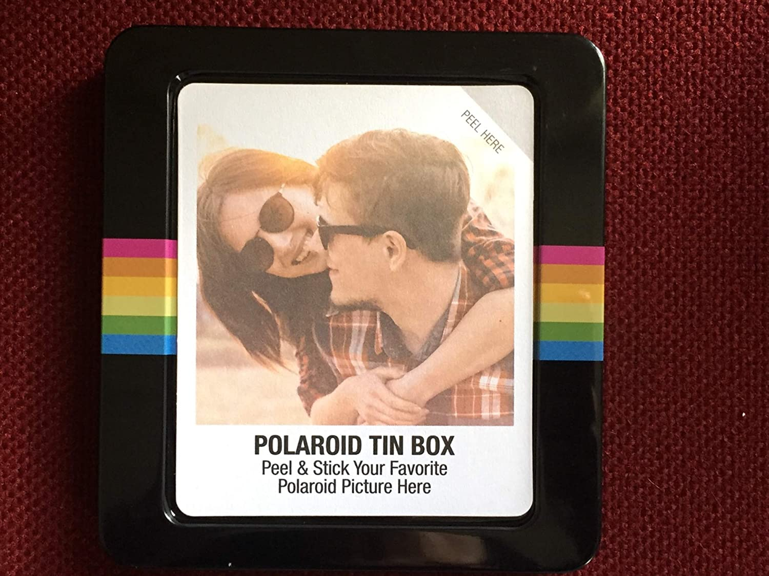 Photo Box for Polaroid Pictures Unknow