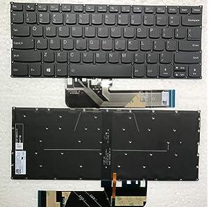 Amazon.com: New US Gray English Backlit Laptop Keyboard ...