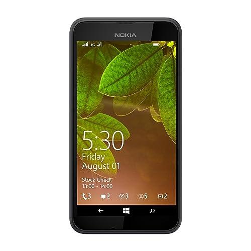 Nokia Lumia 5304GB Gris–Smartphone Sim unique, Windows Phone, MicroSIM, GSM, WCDMA, Micro-USB)