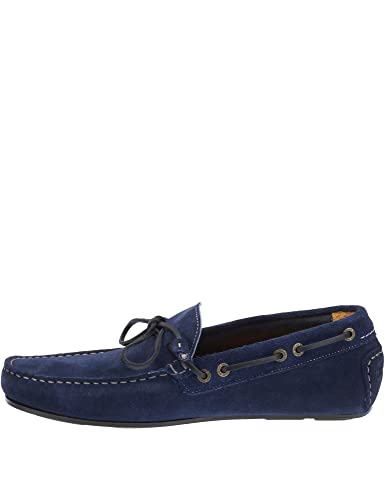 Mocasines para Hombre, Color Azul, Marca SEBAGO, Modelo Mocasines para Hombre SEBAGO TIRSO Tie Azul: Amazon.es: Zapatos y complementos