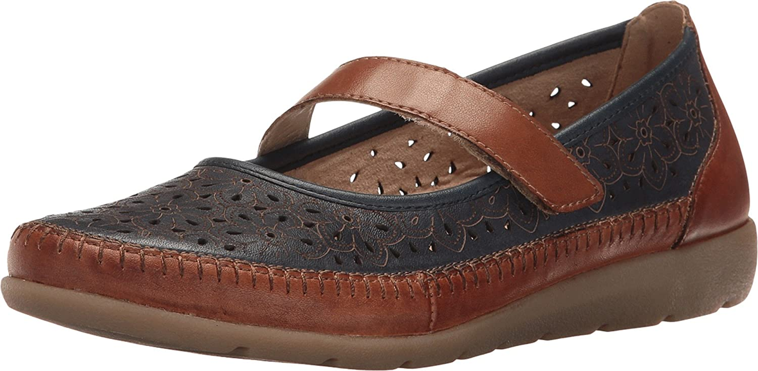 Remonte Malea 06 Mary Jane(Women's) -Clay/Porzellan/Taupe Leather Shopping Online Clearance JZ9q1H5tRL