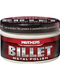 Mothers 35106 Billet Metal Polish, 4-Ounce
