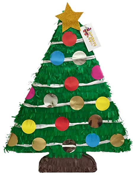 Christmas Pinata.Apinata4u Christmas Tree Pinata 24 Tall