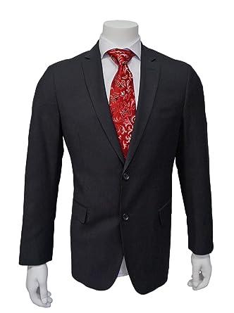 Amazon.com: Bertolini - Traje de lana y seda negra: Clothing