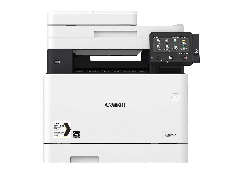 Impresora láser multifunción color Canon i-Sensys MF735Cx blanca ...