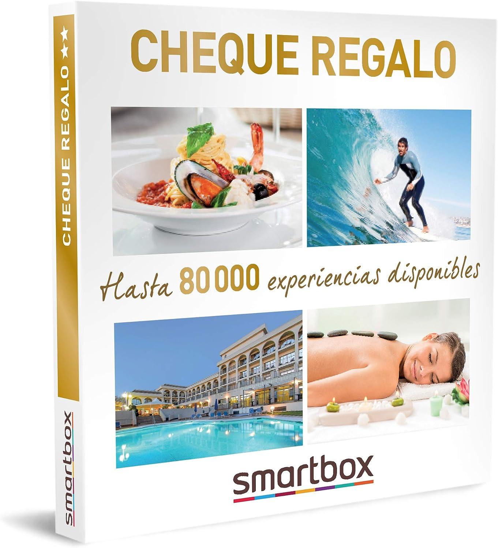 SMARTBOX - Caja Regalo - Cheque Regalo 99,90 - Idea de Regalo - Cheque Regalo válido para Usar en smartbox.com: Amazon.es: Deportes y aire libre
