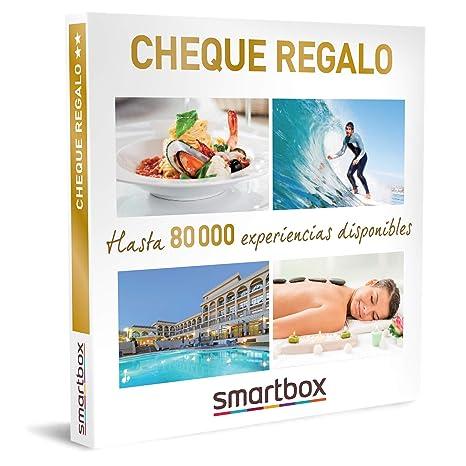 SMARTBOX - Caja Regalo hombre mujer pareja idea de regalo - Cheque ...