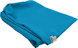 product image for Bean Products Zabuton Meditation Cushion Cover Only - Handcrafted in The USA with Organic Materials - Multiple Colors, Fabrics and Sizes
