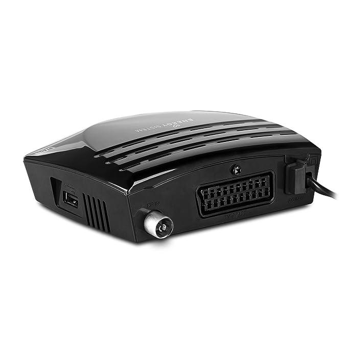 Amazon.com: Grabador de DVB-T TDT de energía T3300 ...