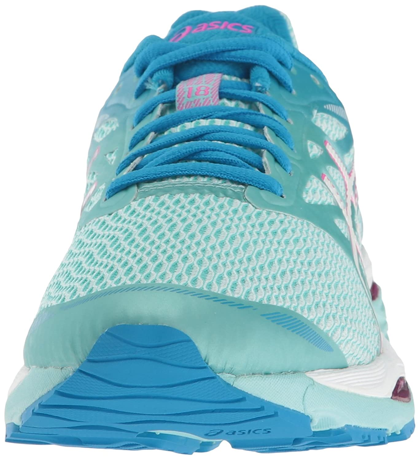 Zapato deportivo ASICS Gel Cumulus 16461 18 ASICS Blanc pour 19317 Aqua mujer 19317 a1a5a53 - caillouoyunlari.info