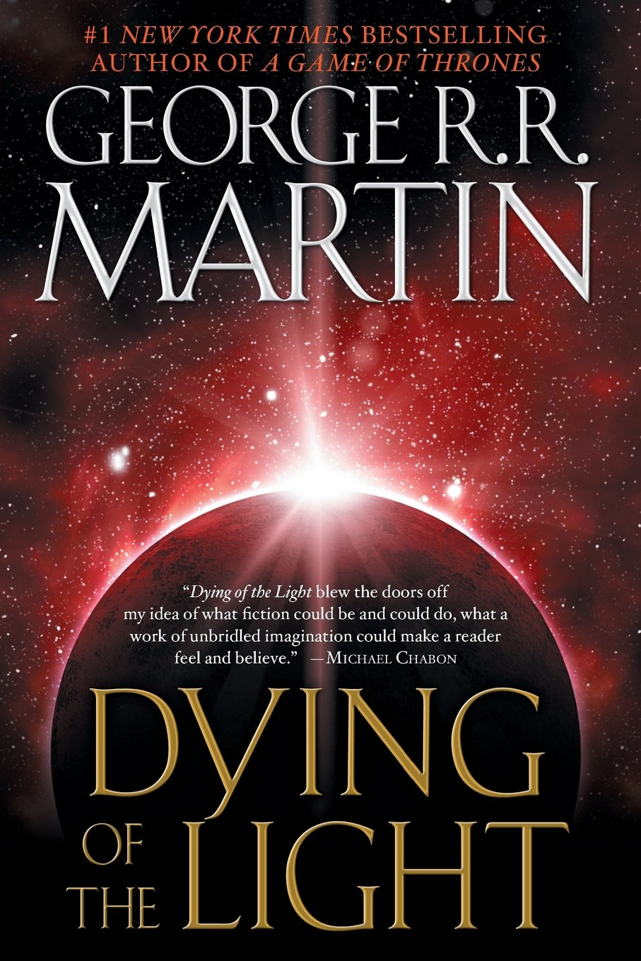 Dying Of The Light: George R R Martin: 9780553383089: Amazon: Books