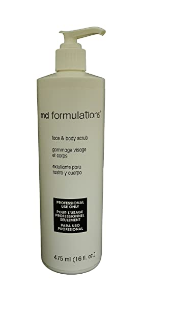 md formulations face and body